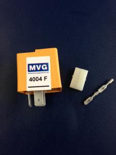 Blinking unit indicator and hazard flasher 12 Volt