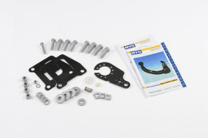Assembly kit for MVG towbars