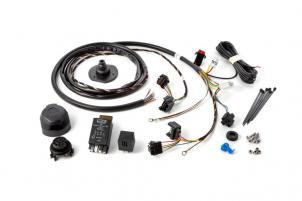 Universal electrical kit with checkcontrol