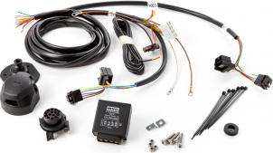 Electrical kit with CAN Databus module