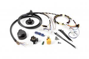 Elektrosatz mit optischer Blinkkontrolle