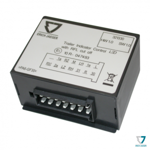 Trailer control module