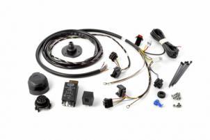 Universal-Elektrosatz 13-polig mit akustischer Blinkkontrolle
