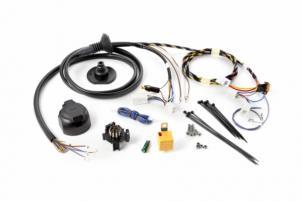 Universal-Elektrosatz mit optischer Blinkkontrolle