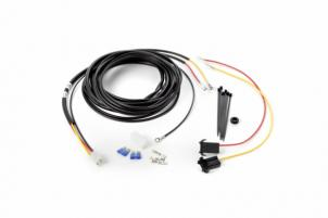 Extension kit for vehicles with check control