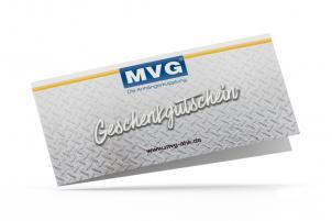 MVG gift voucher 250 €