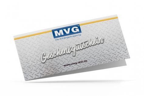 MVG Geschenkgutschein über 150 €